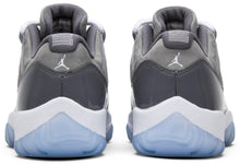 Load image into Gallery viewer, Air Jordan 11 Retro Low 'Cool Grey'
