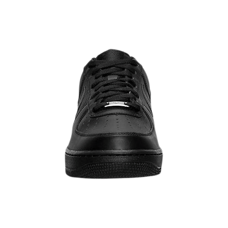 new collection 100% top quality amazing price BIG KID'S NIKE AIR FORCE 1 LOW (GS) 314192-006 BLACK/BLACK – City ...