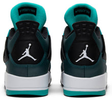 Load image into Gallery viewer, Air Jordan 4 Retro BG 'Teal'