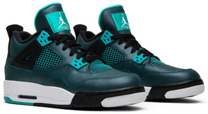 Air Jordan 4 Retro BG 'Teal' - City Limit NY