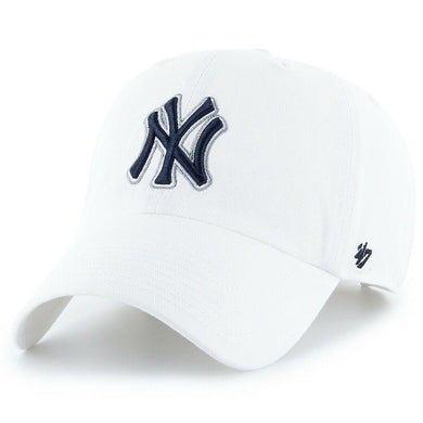 '47 MLB Mens Men's Brand Clean Up Cap One-Size - City Limit NY