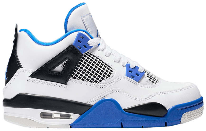 Air Jordan 4 Retro GS 'Motorsports' - City Limit NY