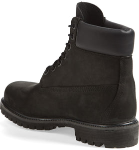 Timberland 6 Inch Premium Waterproof Mens Boot Black