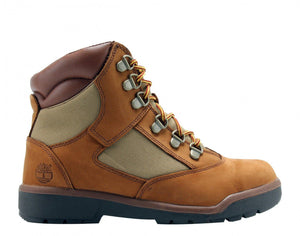 Timberland 6-Inch Field Boot Junior Big Kids Boots