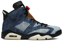 Load image into Gallery viewer, Air Jordan 6 Retro 'Washed Denim""