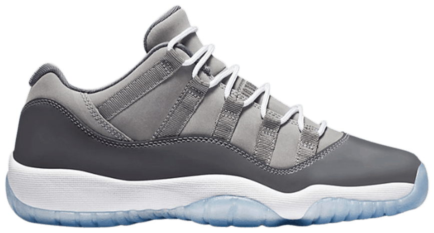 Air Jordan 11 Retro Low BG 'Cool Grey'