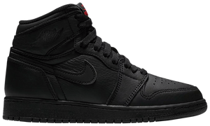 Air Jordan 1 Retro High OG BG 'Black University Red'