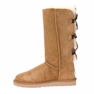 UGG Bailey Bow Tall Chestnut - City Limit NY