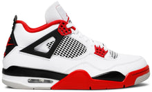 Load image into Gallery viewer, Air Jordan 4 Retro OG GS 'Fire Red' 2020 - City Limit NY