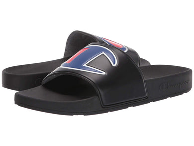 CHAMPION MEN'S SLIDE IPO BLACK/BLACK CM100073M - City Limit NY