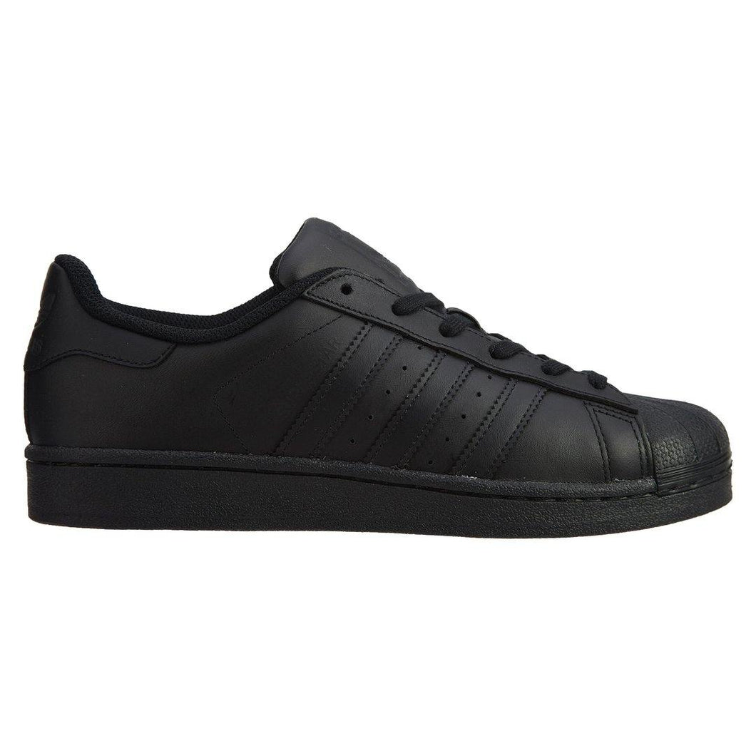 Adidas Men's Superstar Casual Shoes, Black
