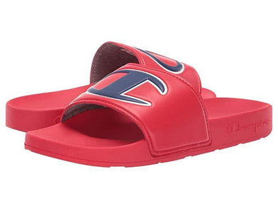 CHAMPION SLIDE RED CM100076M MENS US SIZES - City Limit NY