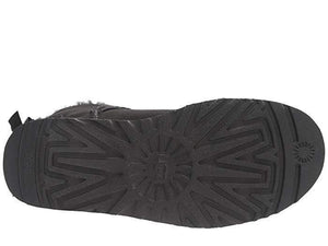 Women Black UGG Bailey Bow II