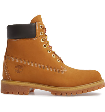Timberland 6 Inch Premium Waterproof Mens Boot Wheat