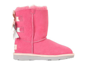 Bailey Bow II Water Resistant Genuine Shearling Boot - City Limit NY