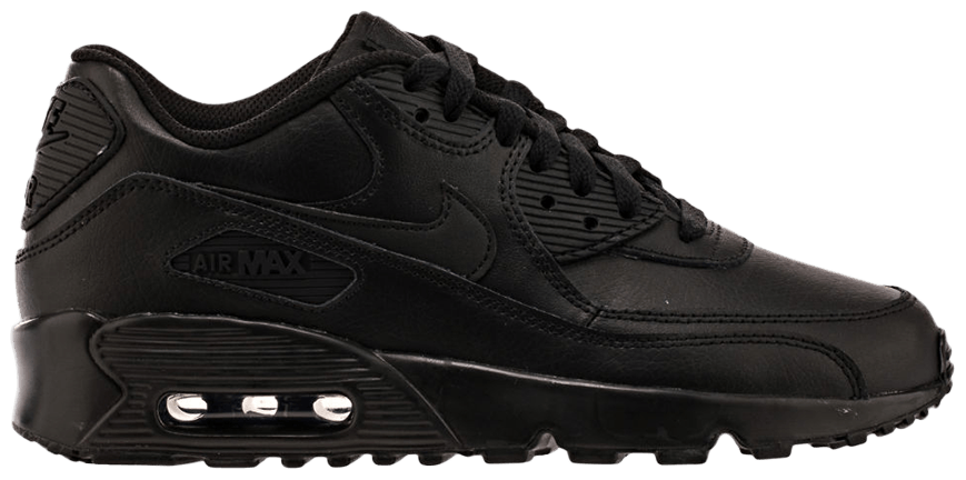 Air Max 90 LTR GS 'Black'