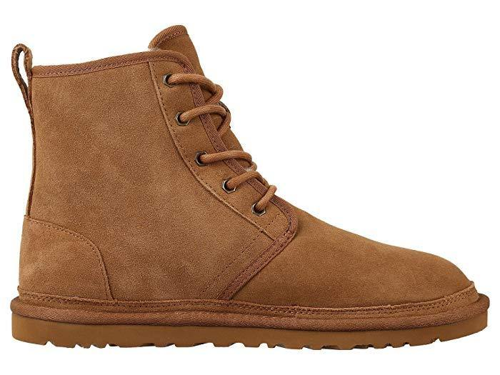 Mens Chestnut UGG Harkley