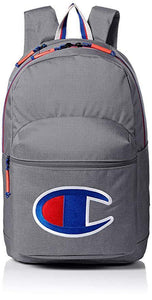 Champion Men's Supersize Backpack Grey - City Limit NY