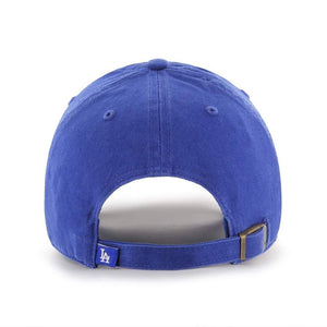 '47 Brand Los Angeles Dodgers Clean Up Hat - Royal - City Limit NY