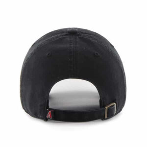 Arizona Diamondbacks Clean Up Black 47 Brand Adjustable Hat