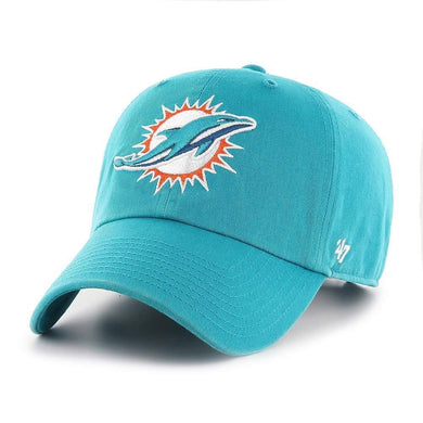 Miami Dolphins '47 Brand Clean Up Adjustable Hat