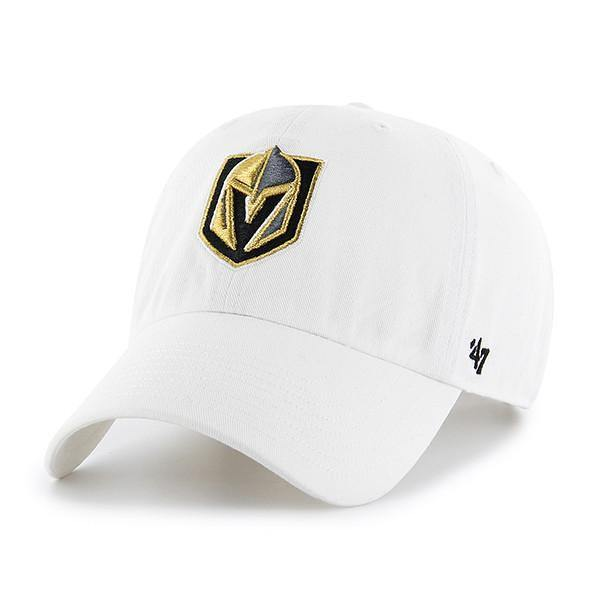 Las Vegas Golden Knights Cap 47 Brand Adjustable Strapback Clean Up Dad Hat - City Limit NY