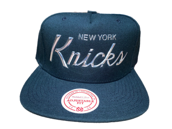 New York Knicks Mitchell and Ness snapback