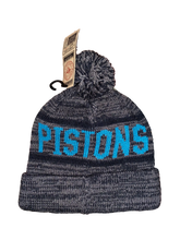 Load image into Gallery viewer, 47 Brand Detroit Pistons Cuff Knit
