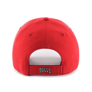 Chicago Bulls MVP Red Adjustable '47 Brand Hat - City Limit NY