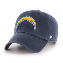 Load image into Gallery viewer, '47 Mens`s Los Angeles Chargers Clean Up