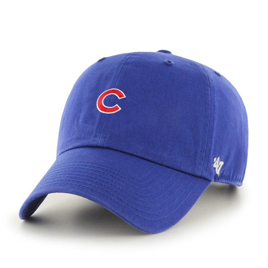 Chicago Cubs Royal Abate 47 Clean Up