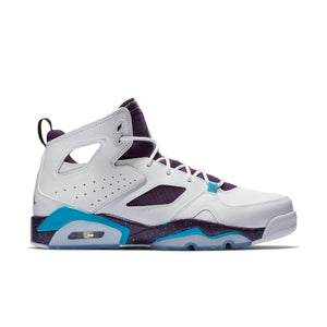 "Jordan Flight Club 91 ""White/Purple/Blue"" Men's Shoe"