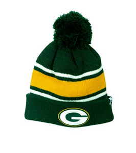 Green Bay Packers 47 Brand Green Fairfax Knit Hat