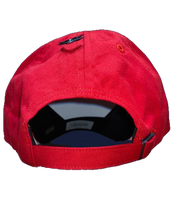 Load image into Gallery viewer, '47 Men's Chicago Bulls Red Shadow Clean Up Adjustable Hat