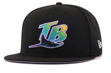 Load image into Gallery viewer, New Era Tampa Bay Rays Snapback 9FIFTY Hat