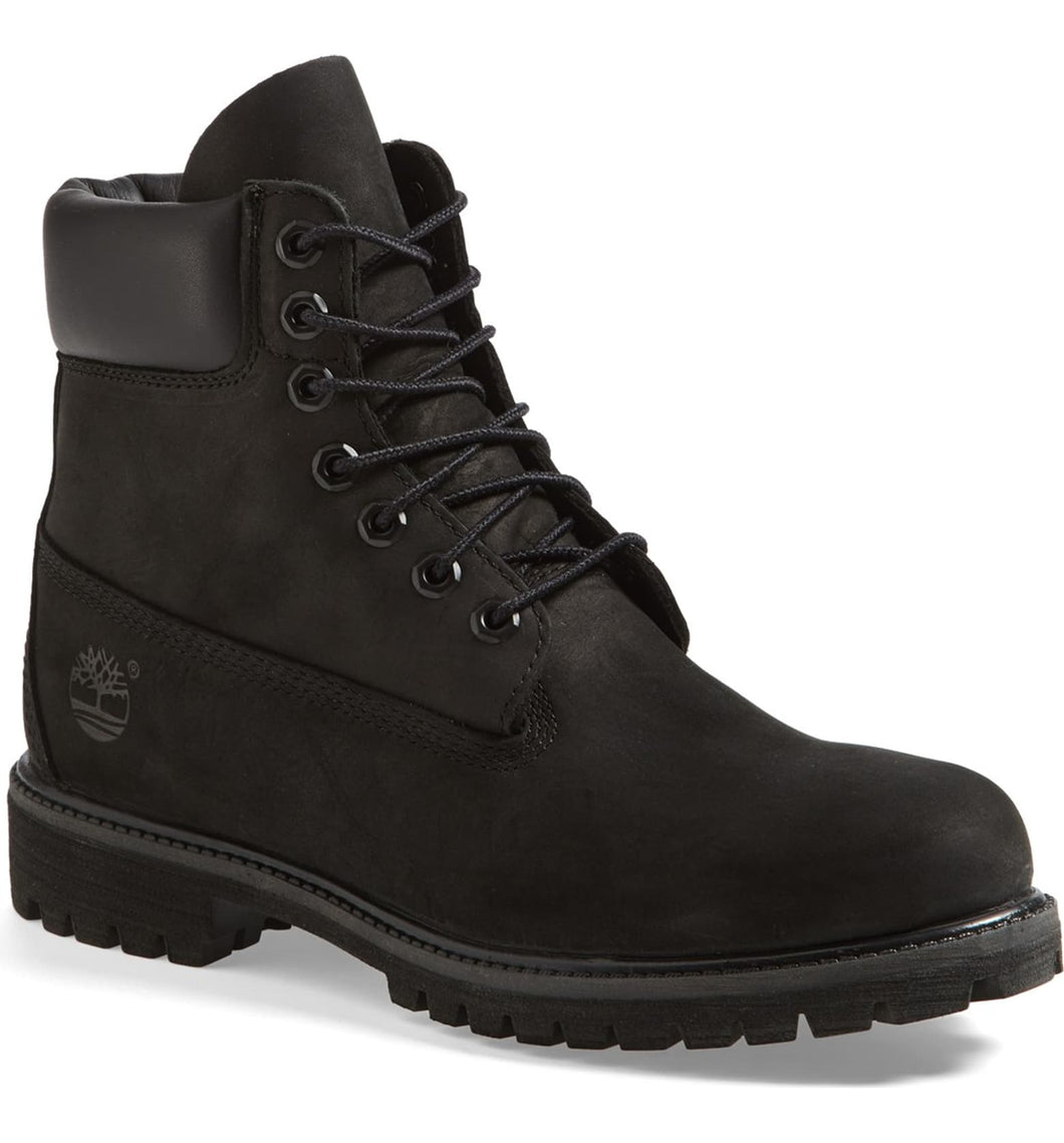 Timberland 6 Inch Premium Waterproof Mens Boot Black - City Limit NY