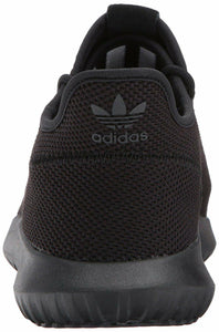 Adidas Originals Kids Tubular Shadow Running Shoes Black/Black