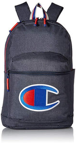 Champion Men's Supersize Backpack Navy Grey