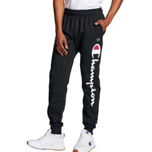 Load image into Gallery viewer, Champion Men's Powerblend Leg Script Joggers - City Limit NY