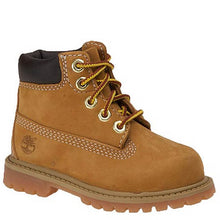 "Load image into Gallery viewer, Timberland 6"" Premium Waterproof Boots (Toddlers)"