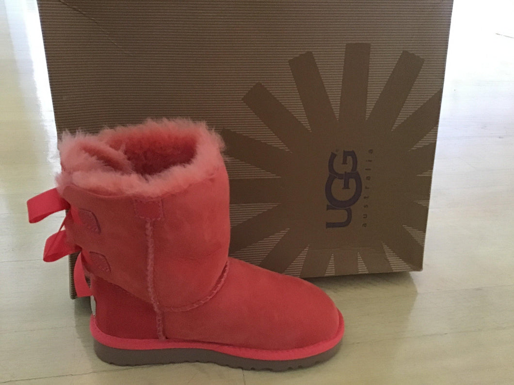 Toddlers Ugg Bailey Bow 3280T/SHRP - City Limit NY