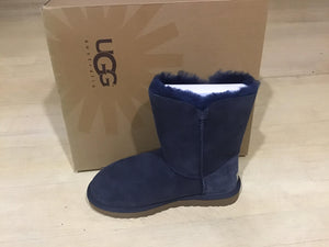 Women Navy UGG Bailey Button
