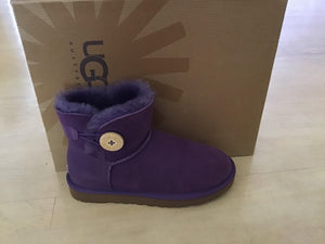 Women Mini Bailey Button Ugg 3352 W/ BYSB