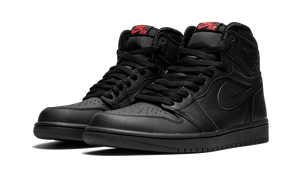 Air Jordan 1 Retro Premium Essentials Mens BLACK/UNIVERSITY RED