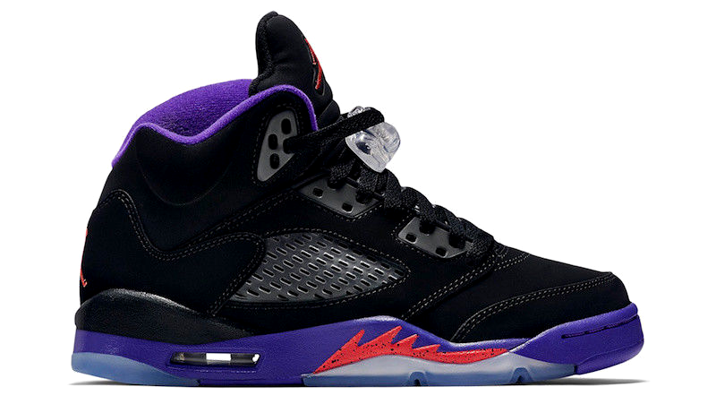 Air Jordan Retro 5 Raptors GS