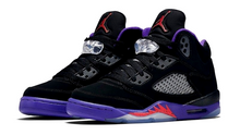 Load image into Gallery viewer, Air Jordan Retro 5 Raptors GS