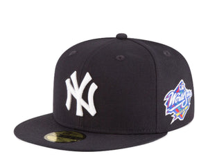New Era 59Fifty MLB New York Yankees 1998 World Series Fitted Hat 11783651