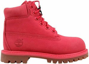 Timberland 6 inch Premium Boot Pink TB0A1KSX - City Limit NY