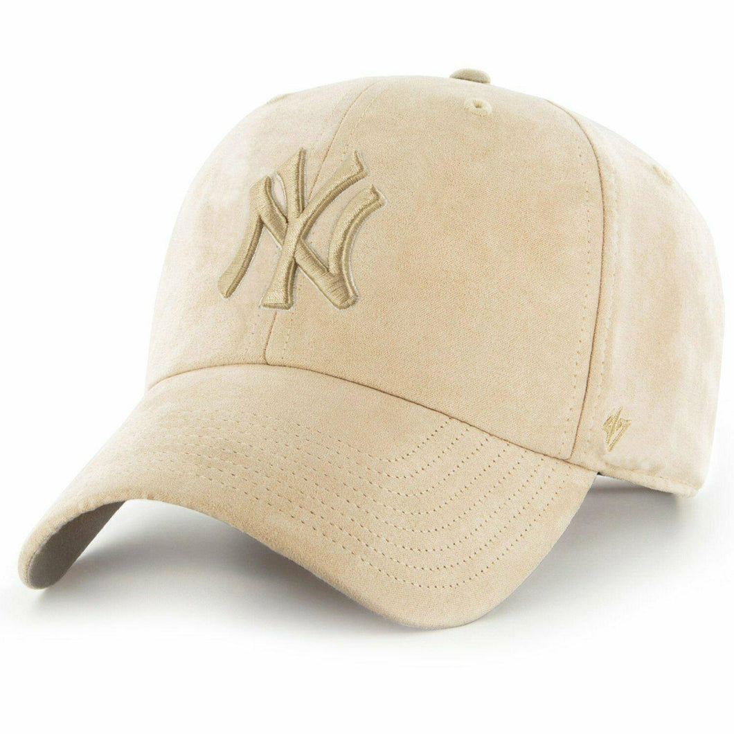 47 Brand Relaxed Fit Cap - ULTRABASIC New York Yankees Khaki - City Limit NY