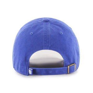 New York Giants '47 Brand Mens Blue Clean Up Adjustable Hat